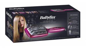 BaByliss: ¡prueba este cepillo para un alisado rápido!