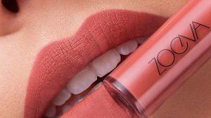 ¡Labios Aterciopelados! Nuevo labial de Zoeva, Pure Velour Lips