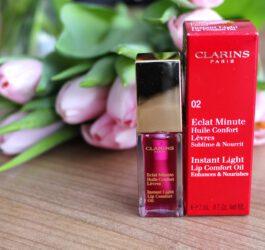 Labios Besables - Lip Comfort-El aceite para labios de Clarins